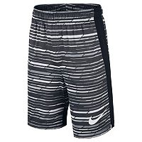 Boys 8-20 Nike Legacy Striped Shorts
