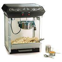 Elite Deluxe Tabletop Kettle Popcorn Maker