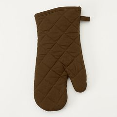 Food Network Quilted Oven Mitt