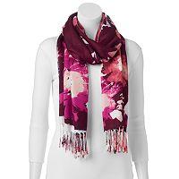 Apt. 9® Artistic Floral Oblong Scarf