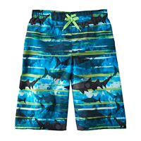 Boys 8-20 ZeroXposur Deep Sea Swim Trunks