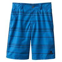 Boys 8-20 ZeroXposur Beach 2 Street All-Terrain Microfiber Performance Hybrid Swim Shorts