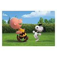 Peanuts Dancing Canvas Wall Art by Marmont Hill