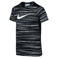 Boys 8-20 Nike Striped Legacy Tee