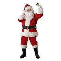 Adult Plus Size Legacy Santa Suit Costume