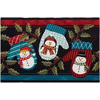 St. Nicholas Square® Warm Mittens Rug - 20'' x 30''