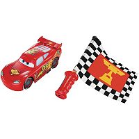 Disney / Pixar's Cars Remote Control Flag Finish Lightning McQueen