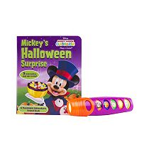Disney's Mickey Mouse Clubhouse Book & Flashlight Set