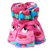 DreamWorks Trolls Hair Hugfest 6-pack Washcloths