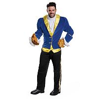 Disney's Beauty and the Beast Prince Adam Adult Costume