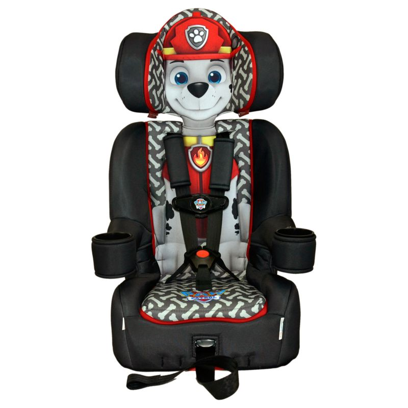 Paw Patrol Marshall Booster Car Seat by KidsEmbrace, Red