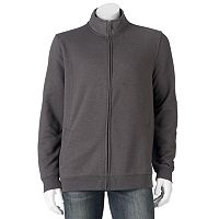 Men's Croft & Barrow® Classic-Fit Easy-Care Fleece Jacket
