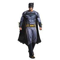 Adult Plus Batman v Superman: Dawn of Justice Batman Deluxe Costume