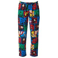 Men's Marvel Character Microfleece Lounge Pants