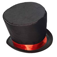 Adult Mad Hatter Costume Top Hat