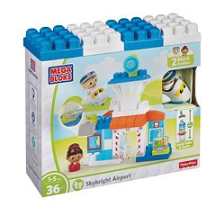 Mega Bloks Skybright Airport Set by