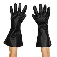 Adult Star Wars Darth Vader Faux-Leather Costume Gloves