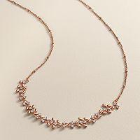 LC Lauren Conrad Runway Collection Vine Necklace