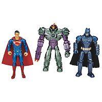 Batman v. Superman: Dawn of Justice & Lex Luthor Figure Set by Mattel