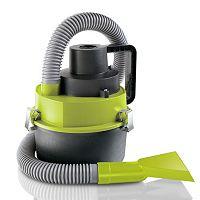 Sharper Image 12-Volt Multifunction Wet & Dry Auto Vacuum