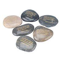 Stonebriar Collection Psalms Rock 6-piece Set