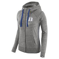 Women's Nike Duke Blue Devils Vintage Full-Zip Hoodie