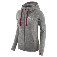 Women's Nike Iowa State Cyclones Vintage Full-Zip Hoodie
