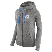 Women's Nike North Carolina Tar Heels Vintage Full-Zip Hoodie