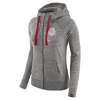 Women's Nike Ohio State Buckeyes Vintage Full-Zip Hoodie