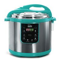 Elite Platinum 10-qt. Stainless Steel Digital Pressure Cooker