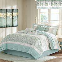 Madison Park Willow 7-piece Comforter Set