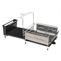 Sabatier Expandable Compact Dish Drying Rack