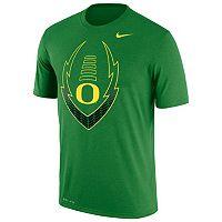 Men's Nike Oregon Ducks Legend Football Icon Dri-FIT Tee
