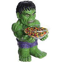 Marvel The Hulk Candy Bowl Halloween Décor