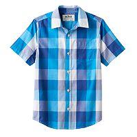 Boys 8-20 Urban Pipeline® Buffalo Check Button-Down Shirt