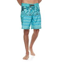 Men's Ocean Current Jaxx Striped Stretch Board Shorts