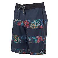 Men's Ocean Current Pineapple Board Shorts
