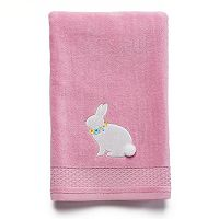 Celebrate Together Bunny Hand Towel