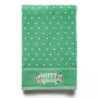 Celebrate Together Happy Spring Hand Towel