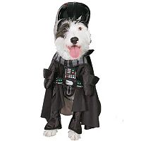 Pet Star Wars Darth Vader Costume