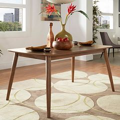HomeVance Andersen Long Rectangular Dining Table by