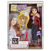 Project Mc2 McKeyla's Light Bulb Doll with Experiment