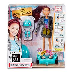 Project Mc2 Camryn Doll & Remote Control Hoverboard