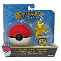 Pokémon Lights & Sounds Poké Ball
