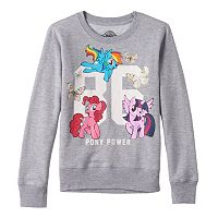 Girls 7-16 My Little Pony Rainbow Dash, Twilight Sparkle & Pinkie Pie