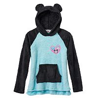 Disney D-Signed Girls 7-16 Tsum Tsum Colorblock Ears Graphic Hoodie
