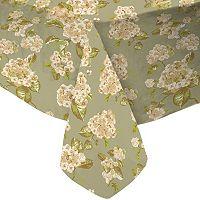 Farberware Hydrangea Tablecloth