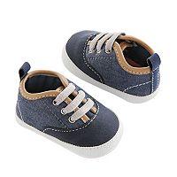 Baby Boy OshKosh B'gosh® Sneaker Crib Shoes