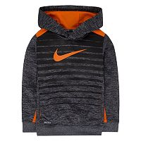 Boys 4-7 Nike Therma Sublimated Side Stripe Pullover Hoodie