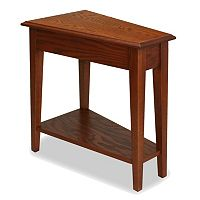 Leick Furniture Recliner Wedge End Table